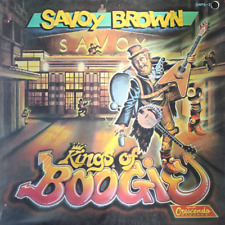 Savoy Brown - Kings Of Boogie - ORIGINAL 1989 SEALED & NEW RECORD LP Blues Rock