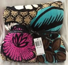 Vera Bradley Throw Blanket - Canyon Road - New With Tags - 80� x 50� Reg. $55