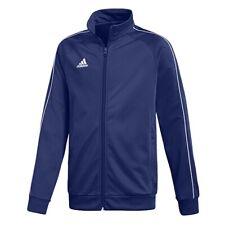 Adidas Core 18 Boys Running Sports Jacket Training Top
