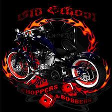 Bandero Bobber Black T-shirt size medium