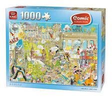 Puzzle e rompicapi Jumbo in cartone sul architettura