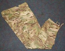 US Army Multicam OEF Camouflage Combat Pants 2012 Goodwill Industries Mfg LG/L