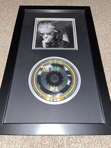 Jon Bon Jovi autograph Signed Framed Bon Jovi CD Album - 2020