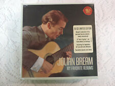 Julian Bream - My Favorite Albums - 10 CD Limited Edition Set - RCA Red Seal NEW