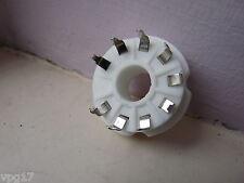 Vanne céramique B9D PCB tube base POUR EL509, PL509 1pc