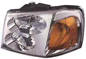 New GMC Envoy 2002 2003 2004 2005 2006 2007 2008 2009 left driver headlight