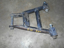 honda trx200 fourtrax trx200d top bottom a control suspension arm 1990 91 92 93