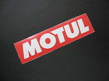 MOTUL sticker/decal x2