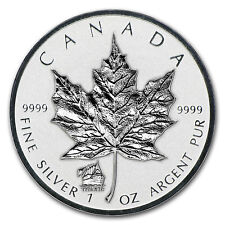 2012 1 oz Silver Canadian Maple Leaf Coin - Titanic Privy