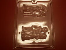 5 INCH BRIDE AND GROOM 3D MOLD- Make Chocolate/Candy/Cake Decorations AT HO