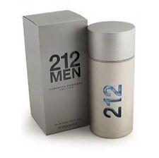 Carolina Herrera 212 100ml Men's Eau de Toilette Spray Perfume