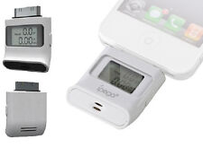Genuine ipego iPhone iPad iPod Accurate Digital Pocket Alcohol Tester - White