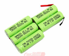 Mobile Phone Battery DIY Ericsson 398 Ni-MH Rechargeable Cells 6V 1200mAh P82