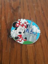 WDW Characters with Cinderella Castle Mystery Minnie Mouse LE Disney Pin 67674