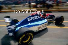 Rubens Barrichello Jordan 193 F1 Season 1993 Photograph 1