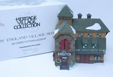 Dept 56 New England Village McGrebe Cutters And Sleighs #56405 Euc