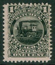 USA : 1864. Scott #RO86c Trains. Very Fine, Beautiful stamp. Catalog $300.00.