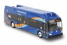 MTA NEW FLYER XCELSIOR TRANSIT ELECTRIC HYBRID BUS 1/87 scale DARON NY2050