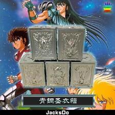 Jacksdo Saint Seiya Myth Cloth Seiya Shiryu Hyoga Shun Ikki Pandora Box Set