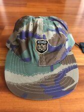 Maharishi x Travis Scott Rodeo Tour 6 Panel Cap Hat New