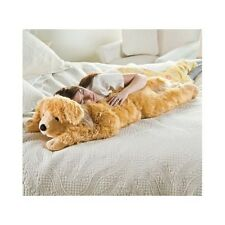 Full Body Pillow For Girls Kids Women Boys Teens Extra Large Dog Plush Retriever