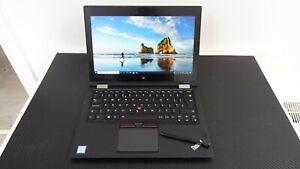 Lenovo Yoga 260 Folding laptop - i5 CPU 8GB RAM, 256GB SSD, Win 10, WiFi
