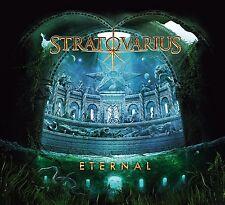 Eternal STRATOVARIUS  CD+DVD DIJIBOOK HARDCOVER  SET LIMITED  ( FREE SHIPPING)