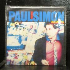 """Paul Simon–Allergies Mint- 7"""" Vinyl 45 Warner Bros. 92-9453-7 German 1983"""