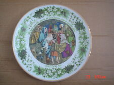 Elizabethan China Womans Weekly Collectors Christmas Plate THE NATIVITY 1984