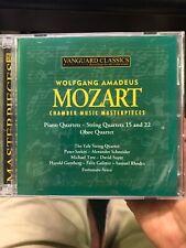 Mozart: Chamber Music Masterpieces (Vanguard) (2-CD Set) - Yale String Quartet