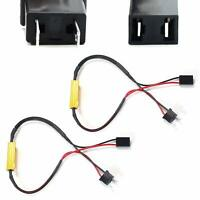 Plug-N-Play Error Free Decoder Wiring Kit For H7 LED Bulbs on Fog Lights or DRL