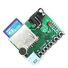 1pcs Digital Sound Recording Voice Module WTR010-SD for Recorder SD card Slot