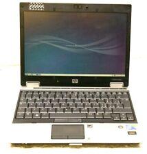 2) HP ELITEBOOK 2530p Intel Core Duo L9400 4GB RAM HD120GB MASTERIZZ. NO ALIM.