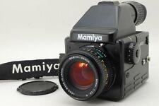 Exc+++++ Mamiya 645E Medium Format Camera + SEKOR C 80mm F2.8 N Lens From Japan