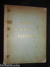 Niklaus Manuel Deutsch - Swiss Art History - c1940-1st - Prof Mandach/Dr Koegler