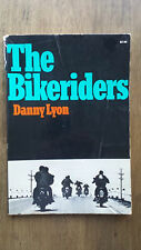Danny Lyon – The Bikeriders (1st/1st USA Macmillan 1968) Roth 101 Parr Badger