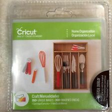 Cricut Home Organization Cartridge 2002653 NEW #27