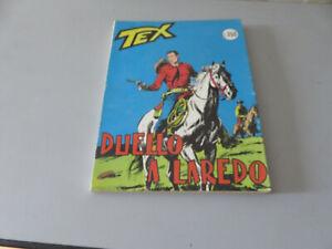 Tex N°48 Original - Duel A Laredo Aut. 2926 - L.350 Mens Edicola Good