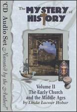 The Mystery of History Volume 2 by Linda Hobar 2010, Audio CD Homeschool Program