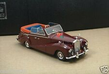 1/43 Royal Rolls-Royce Silver Wraith All - Weather Cabriolet 1959 , Red (Open)