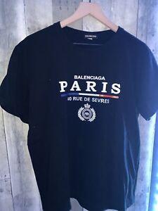 balenciaga t shirt medium
