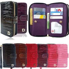Buffett Zipper Wallet Case for LG G8 G7 G6 G5 G4 G3 V40 V30 V20 V10 Q7 / K8 K10