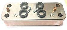 Main Combi 30HE Domestic Hot Water Heat Exchanger & SCREWS 248723