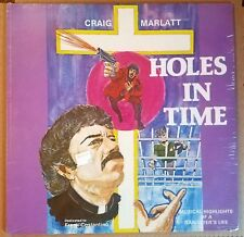 CRAIG MARLATT-HOLES IN TIME *EX- VINYL Funk/Soul Blackploitation Xian Archivist