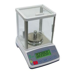 Precision Balance Laboratory Scale Tree HRB 203 Draft Shield 200g x 0.001 Gram