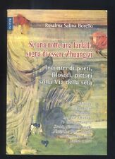 Rosalma Salina Borello,Se una notte una farfalla sogna di essere Zhuang-zi    R