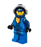 Lego Battle Suit Clay 70362 Nexo Knights Minifigure
