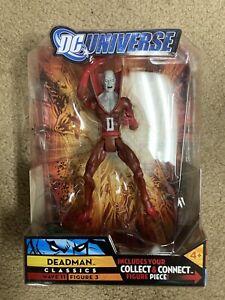DC Universe Classics Deadman NORMAL BAF Kilowog Part NIB 2009 Mattel