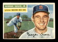 1956 Topps White Back #93 George Susce  VG/VGEX X1541593