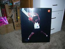 Vintage Michael Jordan Nike Point of Sale Poster